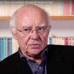 "René Kaes ai ""Seminari Internazionali"" di Psicoterapia e Scienze Umane."